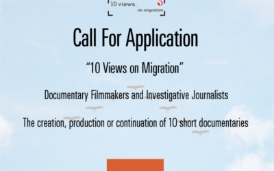 """Call For Application """"10 Views on Migration"""""""
