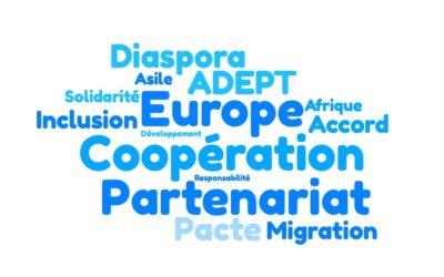 Le nouveau pacte de l'UE sur la migration et l'asile : l'analyse d'ADEPT