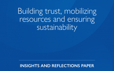 Virtual Exchanges on Maximizing Diaspora Engagement – Building Trust, Mobilizing Resources and Ensuring Sustainability: Insights and Reflections Paper