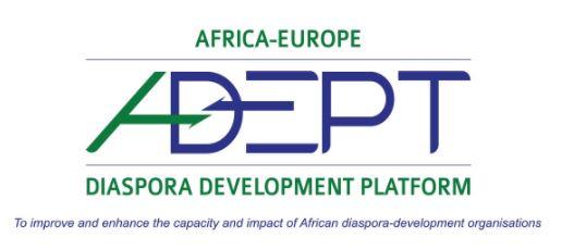 Africa-Europe Diaspora Development Platform (ADEPT)